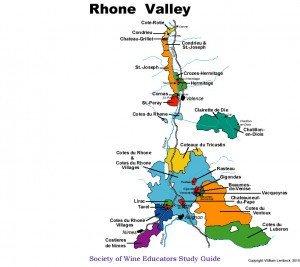 France-Rhone Valley