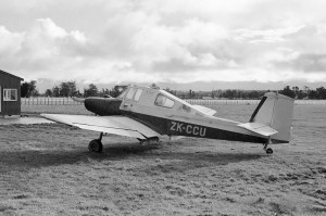 The Auster Agricola