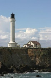 Point Arena Lighthouse, Mendocino, California