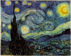 "Van Gogh's ""Starry Night"""