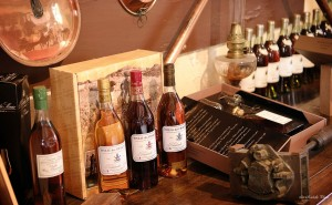 Cognac and Pineau de Charentes