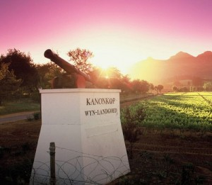The Kanonkop Wine Estate
