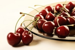 cherries real