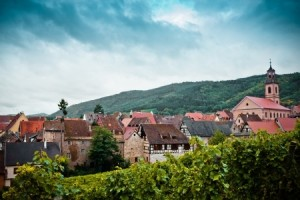 Alsace View