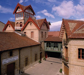 spain Heredia Winery