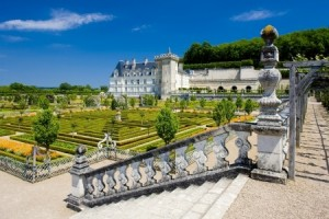 Château de Villandry, in the lovely Loire