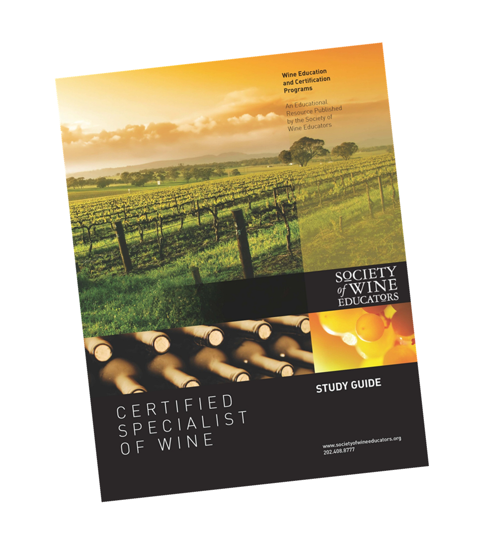 2018 Certified Specialist of Wine Study Guide: Jane ...