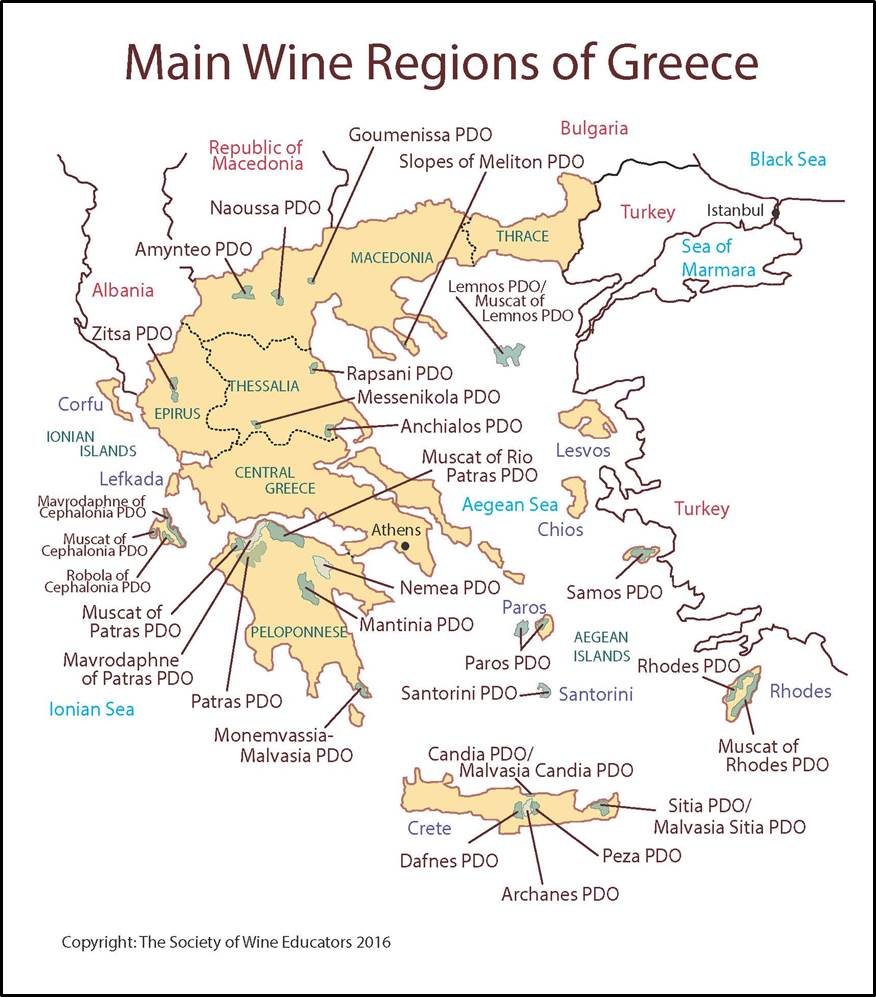 Greece SWE Map 2016