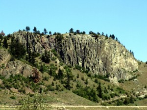 Rocky Hills of the Okanagan Valley