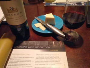 Asiago and Cabernet, you are my only friends!