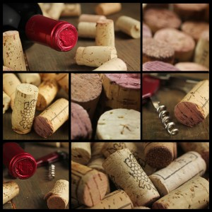 Cork Collage