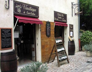 French Wine Store