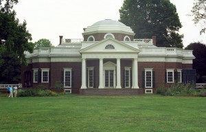 Monticello, Thomas Jefferson's Virginia Plantation