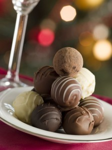 Chocolate and wine 1