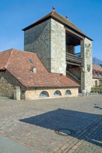 The Wine Gate in Schweigen-Rechtenbach