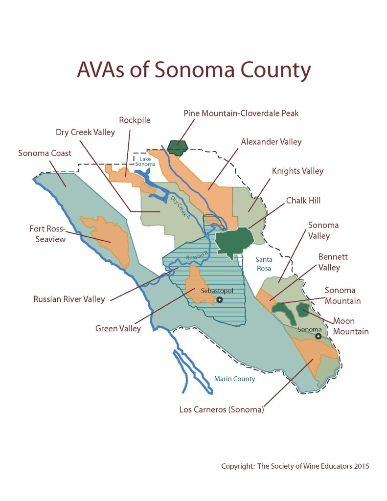 Figure 16-13 Sonoma County revised