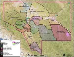 Map via PasoWine.com