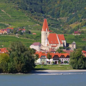 Weissenkirchen (The White Church) in the Wachau