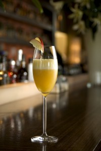 Who can resist a Bellini?