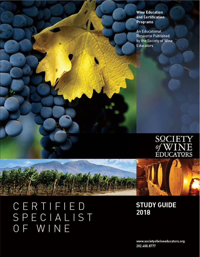 The 2018 Csw Study Guide And Workbook Are Here Wine Wit And Wisdom