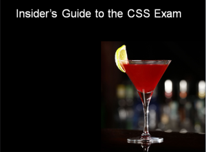 Insiders guide to the CSS
