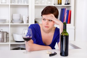 red wine headache
