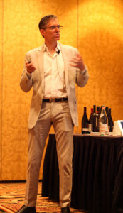 Paul Poux tells the story of the wines of Trentino Alto Adige