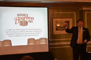 Eric Gregory of the KDA