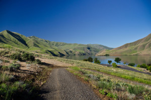 The Snake River in Idaho