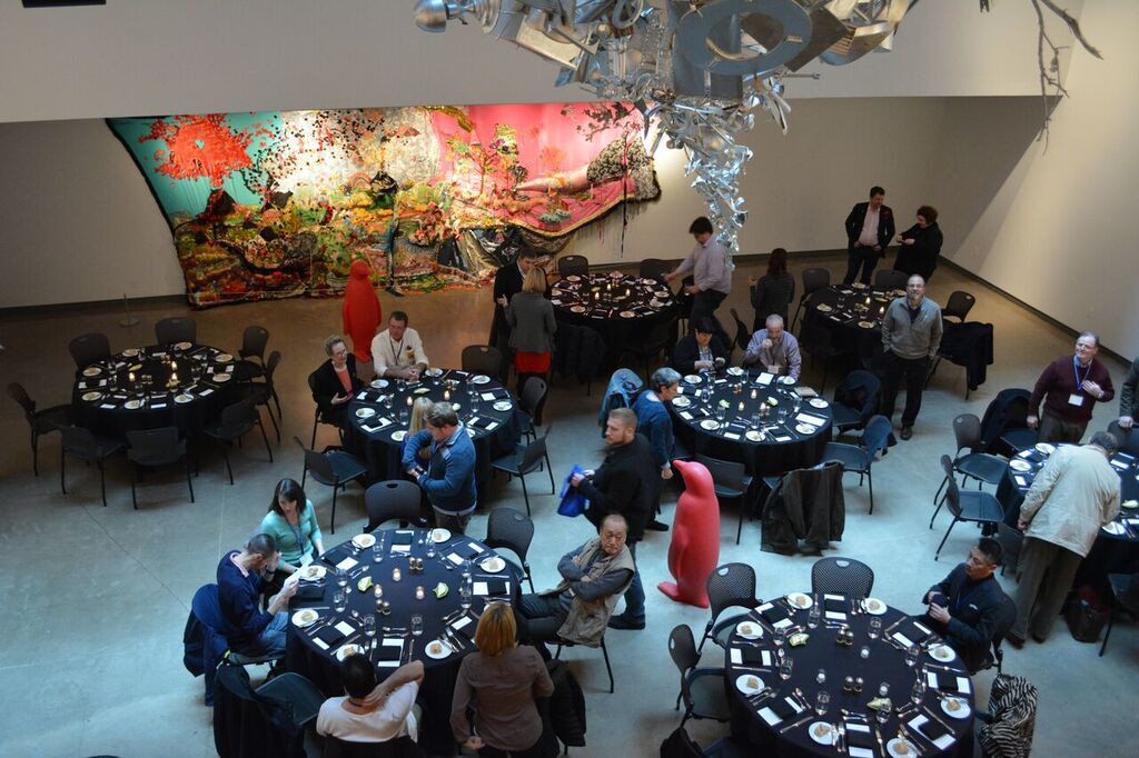 Bourbon Dinner at the 21C Museum and Hotel in Louisville