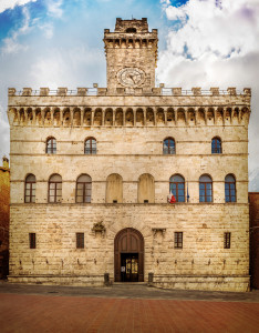 "Montepulciano's ""Town Hall"""