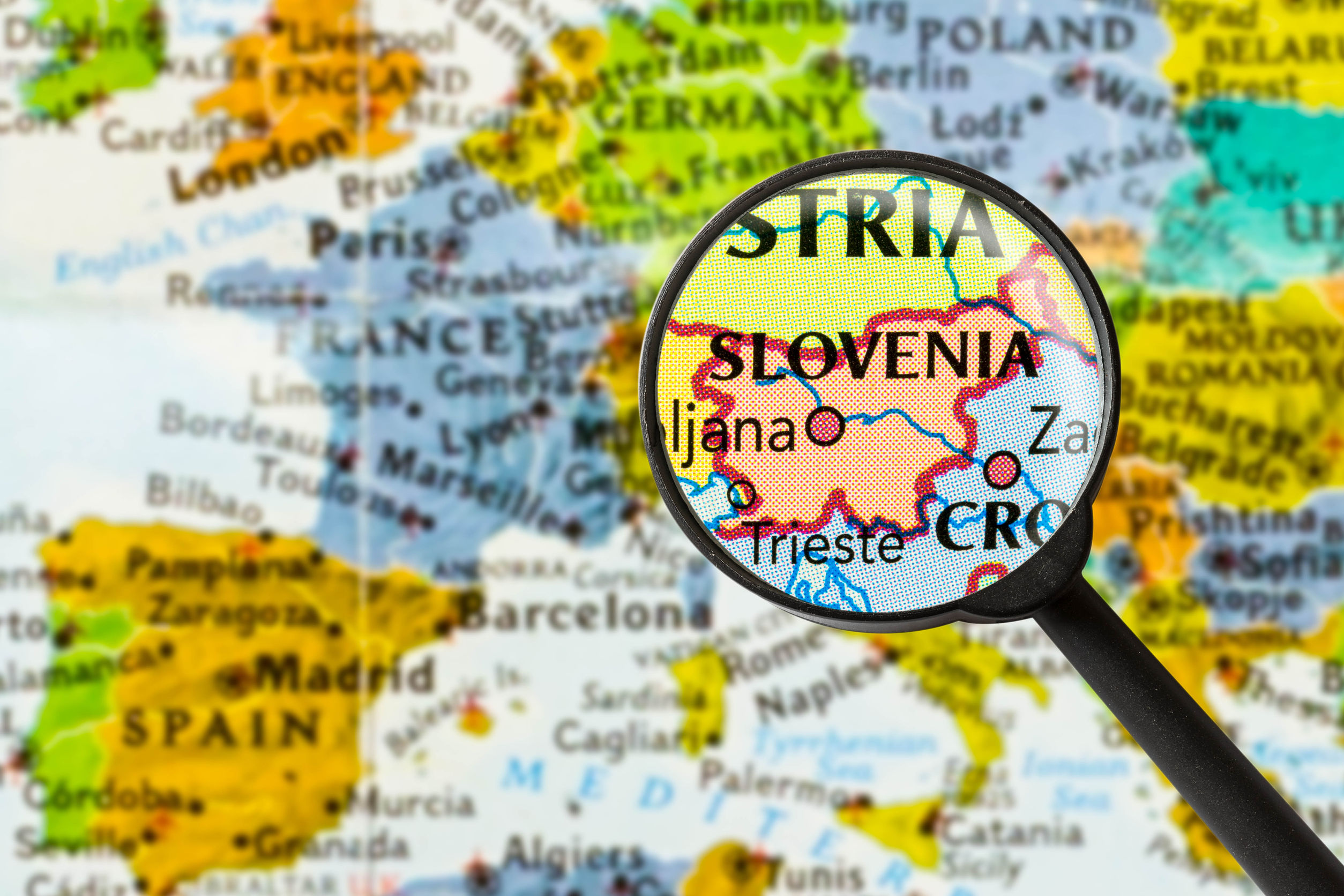 Now On The Wine Travel Bucket List Slovenia Wine Wit And Wisdom - Republic of slovenia map